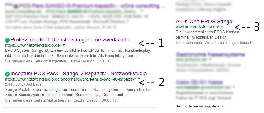 google_organisch_und_adwords