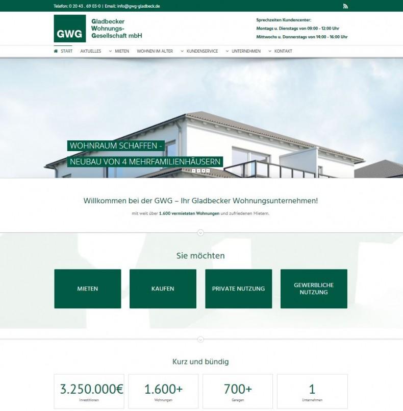 Gladbecker Wohnungsgesellschaft mbH